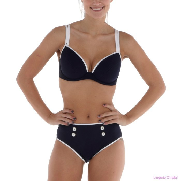 Maryan Mehlhorn Lounge Bikini (Navy)