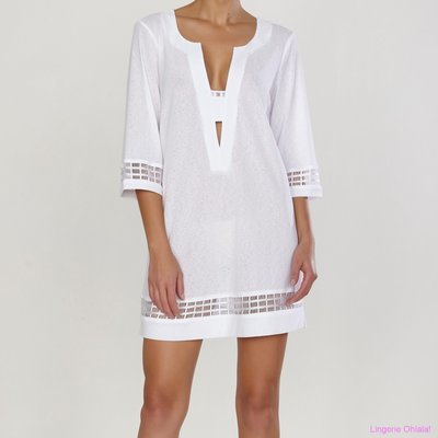 Maryan Mehlhorn Lingerie Tunic Kleed