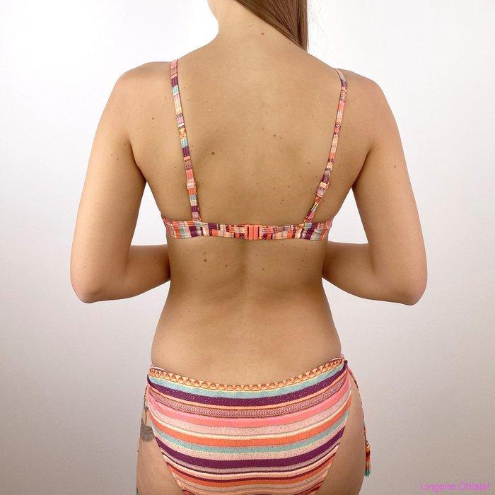 Watercult Souvenir stripe Bikini (Spice Market)