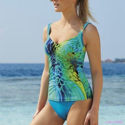 Sunflair Lingerie Turquoise Lightness Tankini