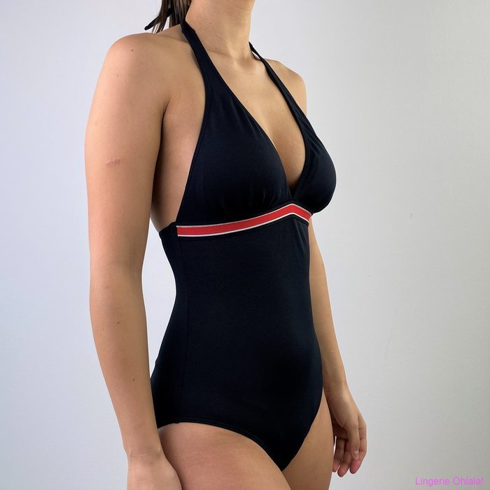 Marc 0'Polo Swimsuit Badpak (Zwart)