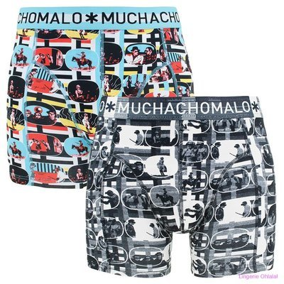 Muchachomalo Lingerie Colour Tv Boxershort