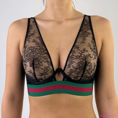 Chantal Thomass Lingerie Clash Bralette