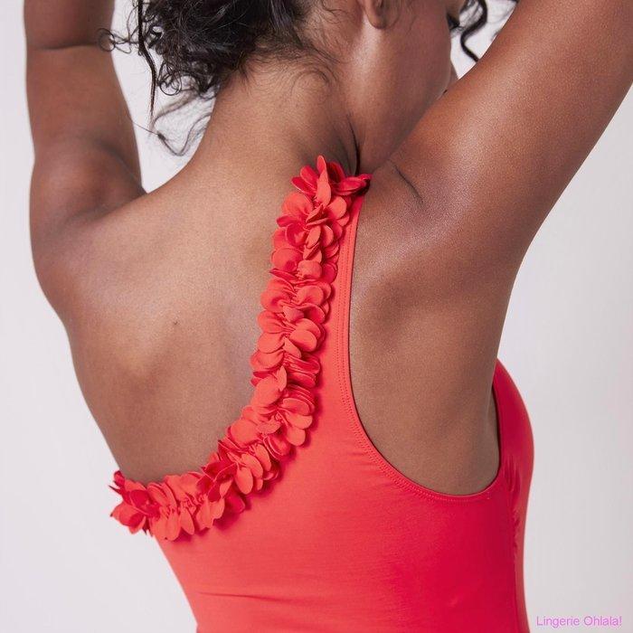 Simone Pérèle Paloma Badpak (Tangerine Red)