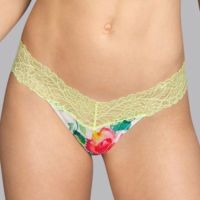 Andres Sarda Lingerie Flower String