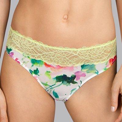 Andres Sarda Lingerie Flower Slip