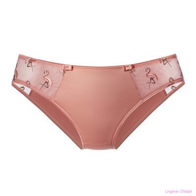 Dacapo Lingerie Flamingo Slip