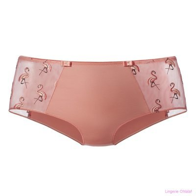 Dacapo Lingerie Flamingo Short