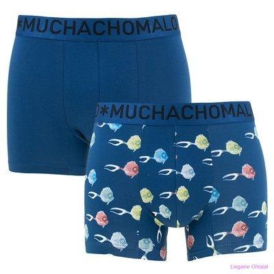 Muchachomalo Lingerie Fish 2pack Boxershort