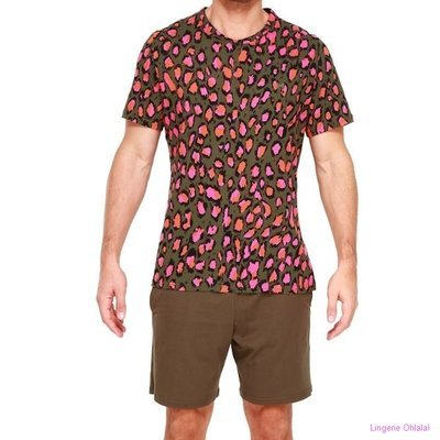 Hom Lingerie Leonard Pyjama