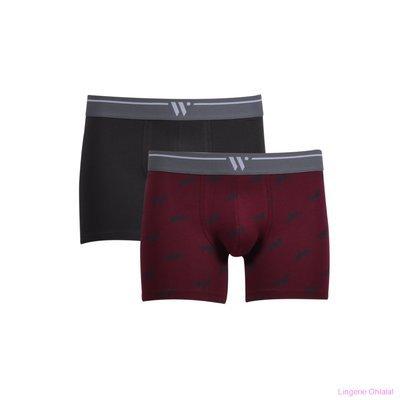 Woody Lingerie Boxer Short 2pack Boxershort