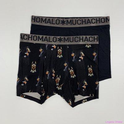 Muchachomalo Lingerie Boxer 2pack Boxershort