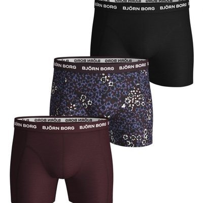 Bjorn Borg Lingerie Ditsy Flowers Essential 3pack Boxershort