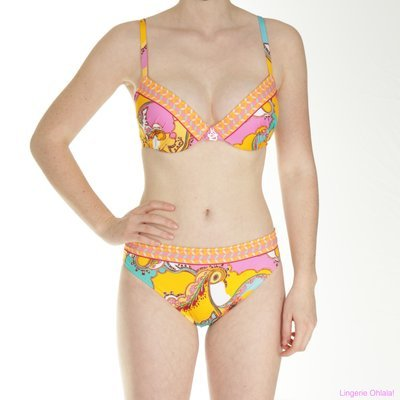 Lise Charmel Lingerie Soleil Floral Bikini