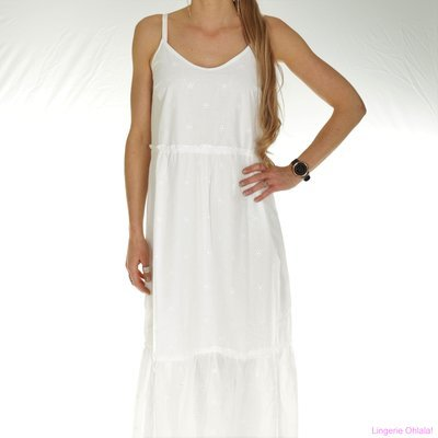 Lords And Lilies Lingerie Maxidress Kleed