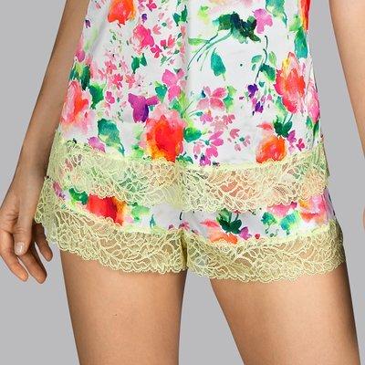 Andres Sarda Lingerie Flower Short