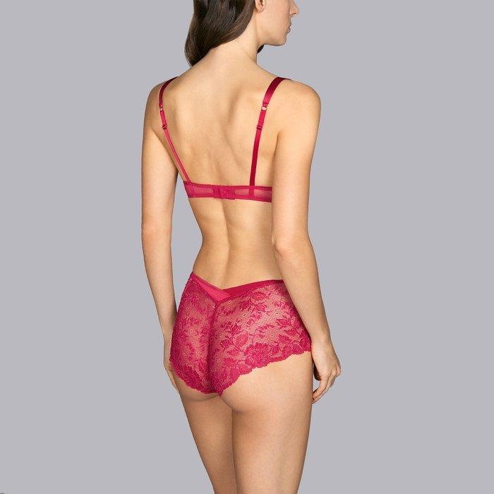 Andres Sarda Tiziano Voorgevormde BH (Persian Red)