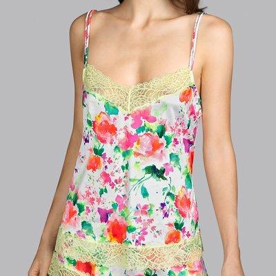 Andres Sarda Lingerie Flower Hemd