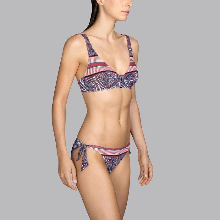 Andres Sarda Swim Power Bikini Slip (Paisley)