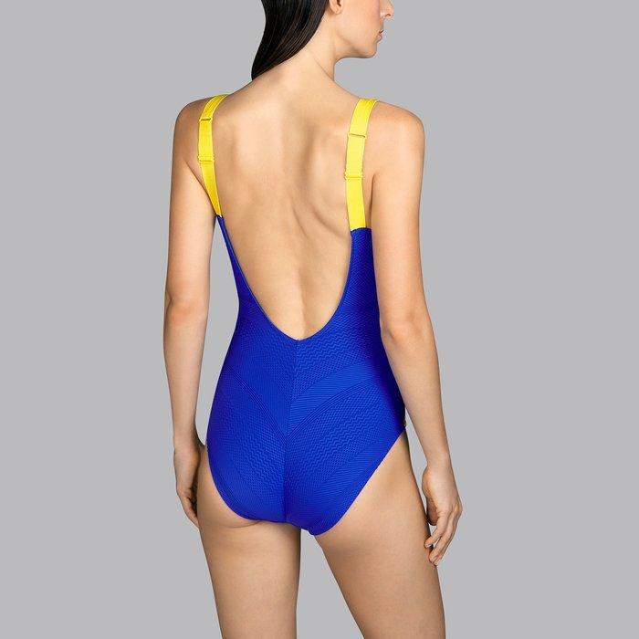 Andres Sarda Swim Mod Badpak (Electric Blue)