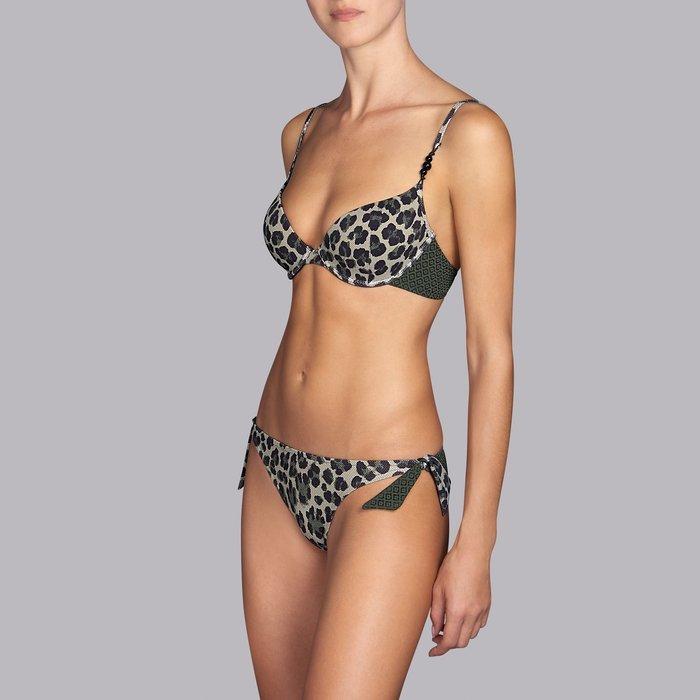 Andres Sarda Swim Necker Bikini Top (Wild)