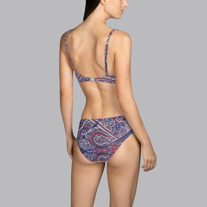 Andres Sarda Swim Power Bikini Top (Paisley)