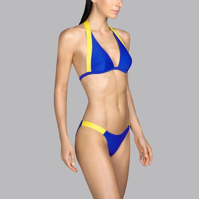 Andres Sarda Swim Mod Bikini Top (Electric Blue)