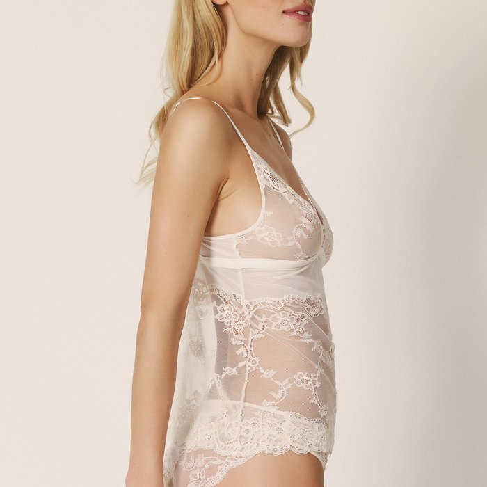 Marie Jo Bella Top (Pearled Ivory)
