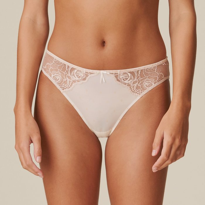 Marie Jo Axelle Slip (Pearled Ivory)