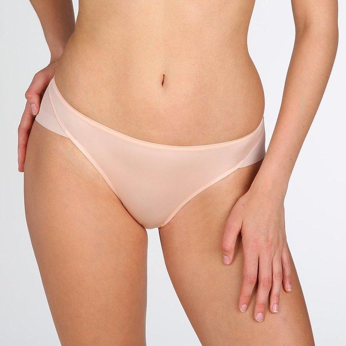 Marie Jo Undertones Slip (Glossy Pink) detail 1.1