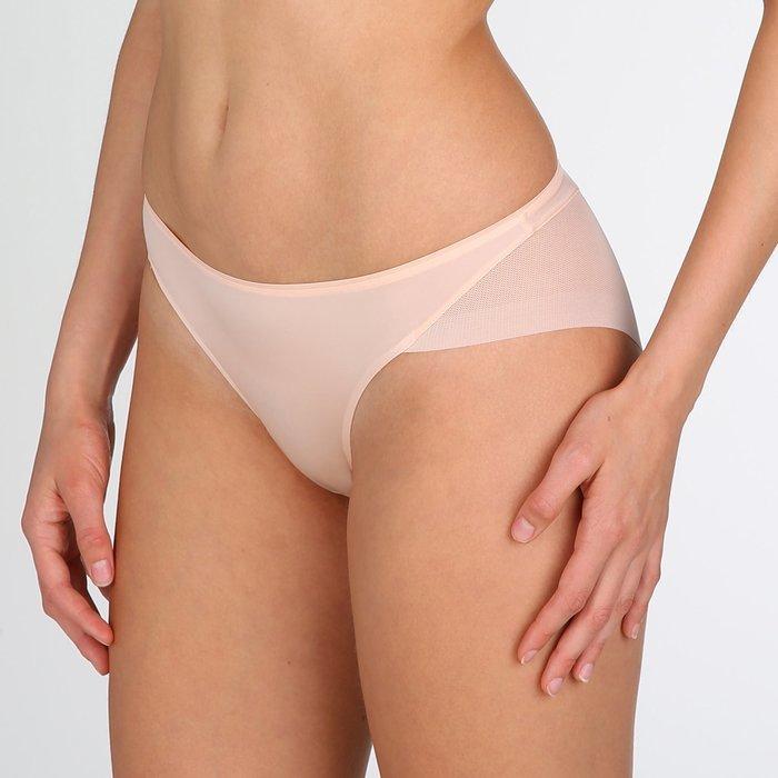Marie Jo Undertones Slip (Glossy Pink) detail 2.1