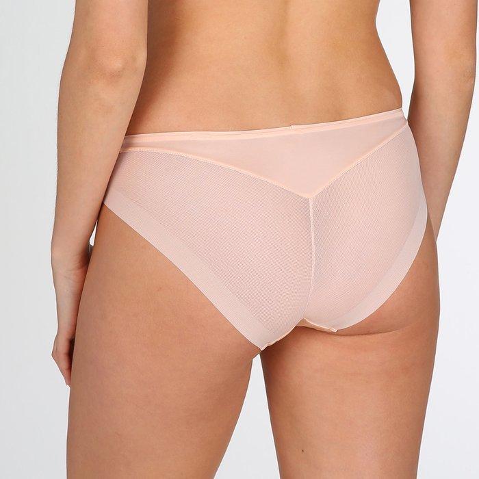 Marie Jo Undertones Slip (Glossy Pink) detail 3.1