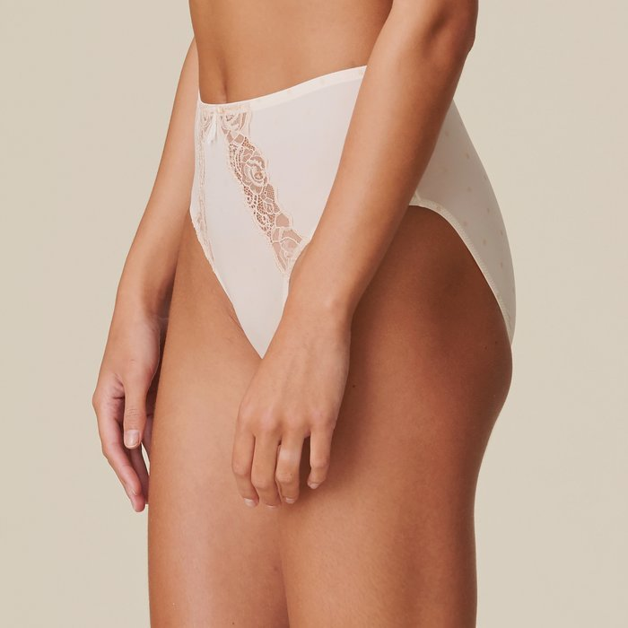 Marie Jo Axelle Tailleslip (Pearled Ivory)