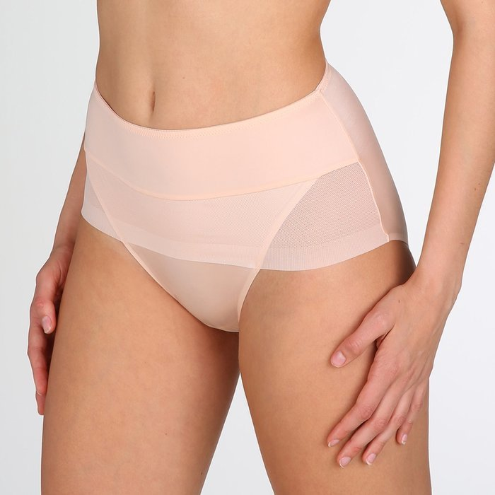 Marie Jo Undertones Tailleslip (Glossy Pink) detail 2.1
