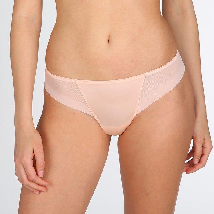 Marie Jo Undertones String (Glossy Pink) detail 1.1