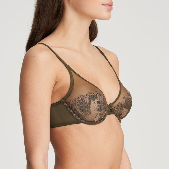 Marie Jo Phoebe Beugel BH (Olive Green)