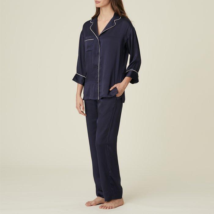 Marie Jo Sakura Pyjama (Evening Blue)