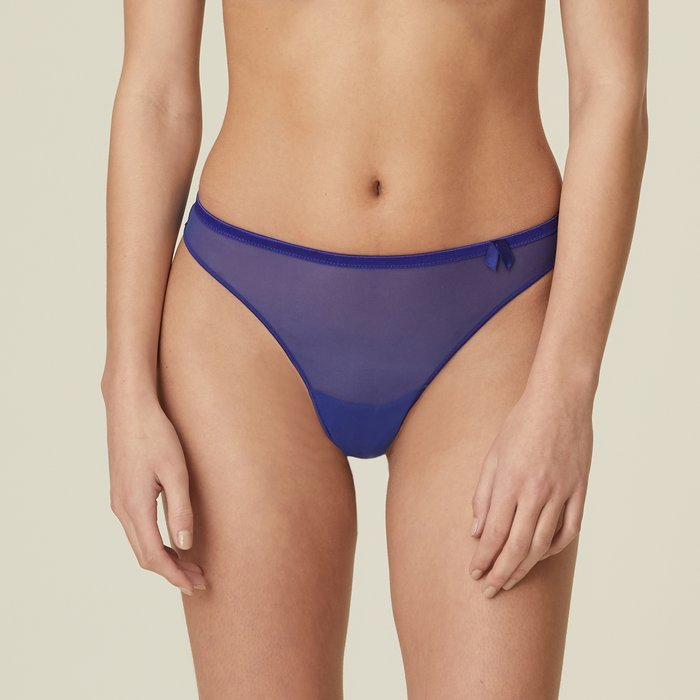 Marie Jo L'Aventure Andy String (Crazy Blue)