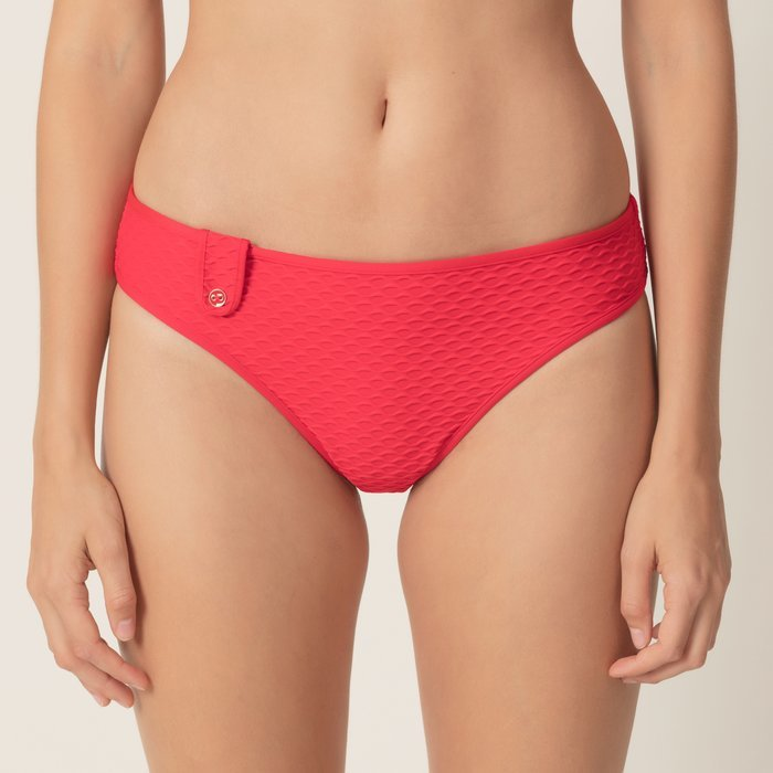 Marie Jo Swim Brigitte Bikini Slip (True Red)