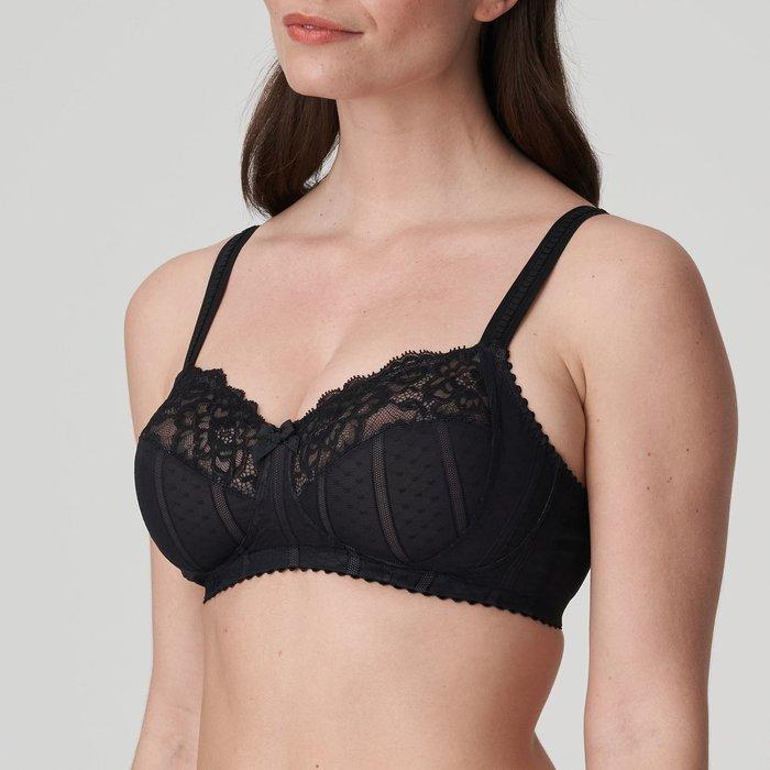 PrimaDonna Couture Beha Niet-voorgevormd (Zwart) detail 2.1