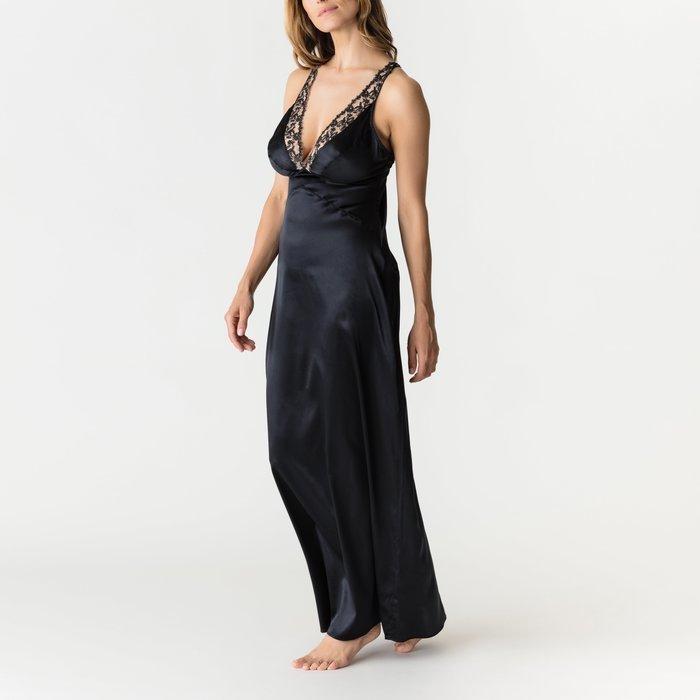 PrimaDonna Soie belle Nachtkleed (Zwart) detail 2.1