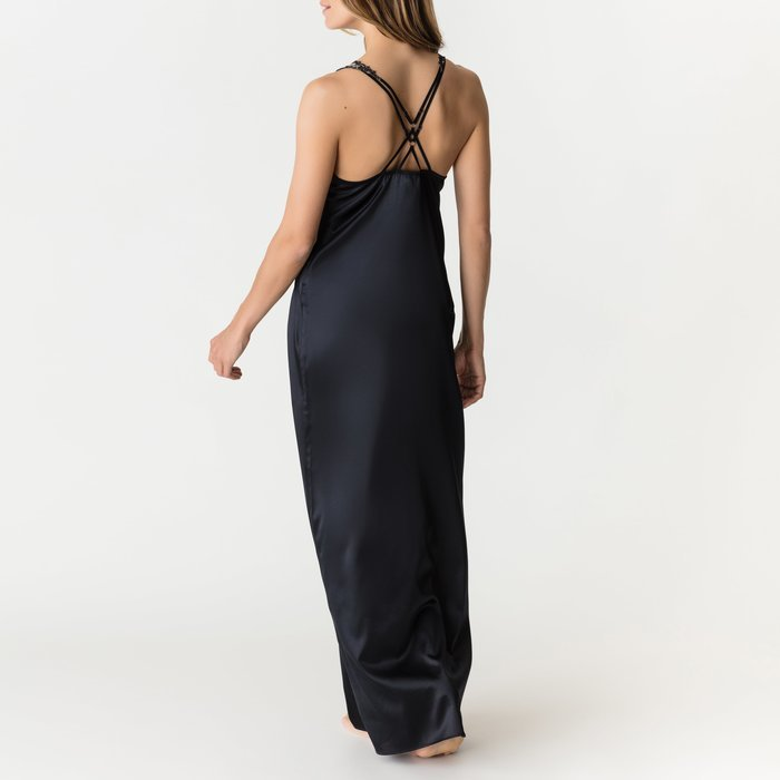 PrimaDonna Soie belle Nachtkleed (Zwart)