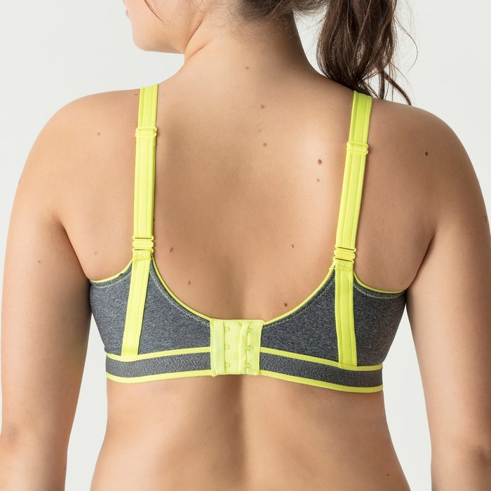 PrimaDonna Sport The sweater Sportbeha (Cosmic Grey)
