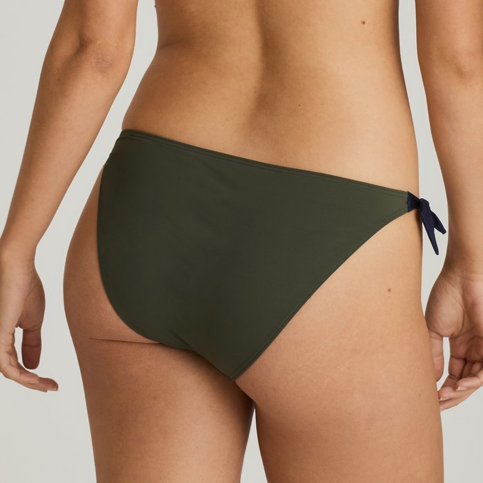 PrimaDonna Swim Ocean drive Bikini Slip (Dark Olive)