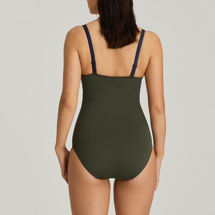 PrimaDonna Swim Ocean drive Badpak (Dark Olive)