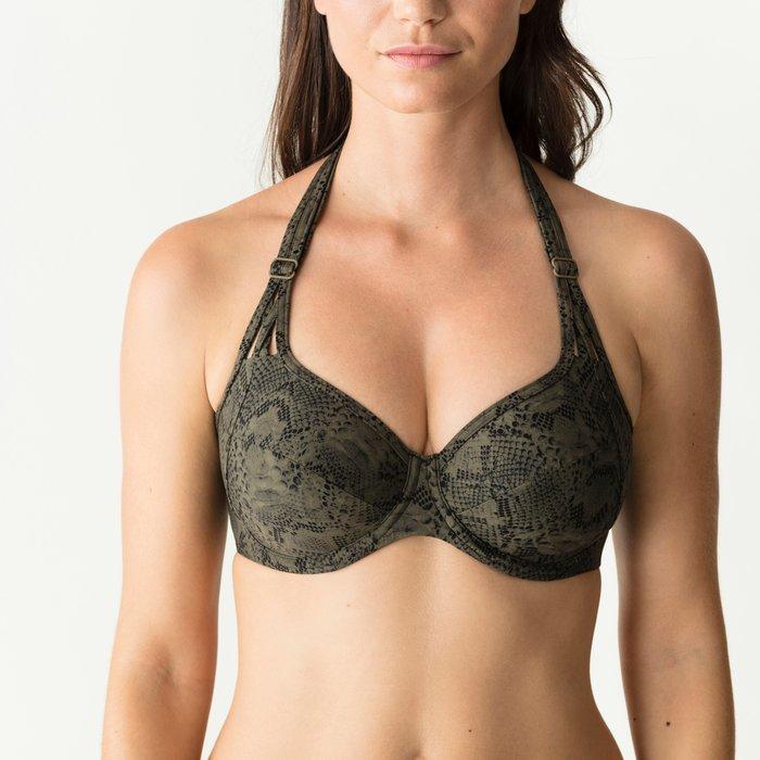 PrimaDonna Swim Freedom Bikini Top (Wild Skin)