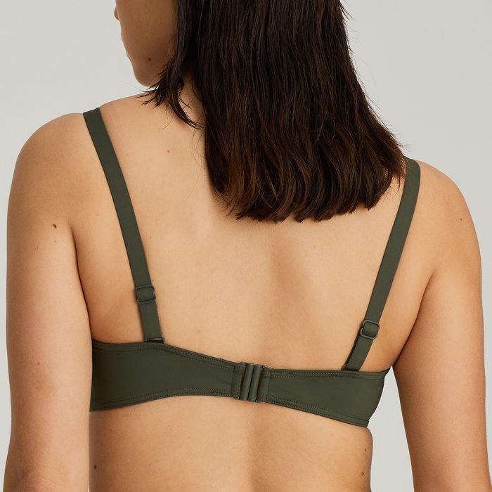 PrimaDonna Swim Ocean drive Bikini Top (Dark Olive)