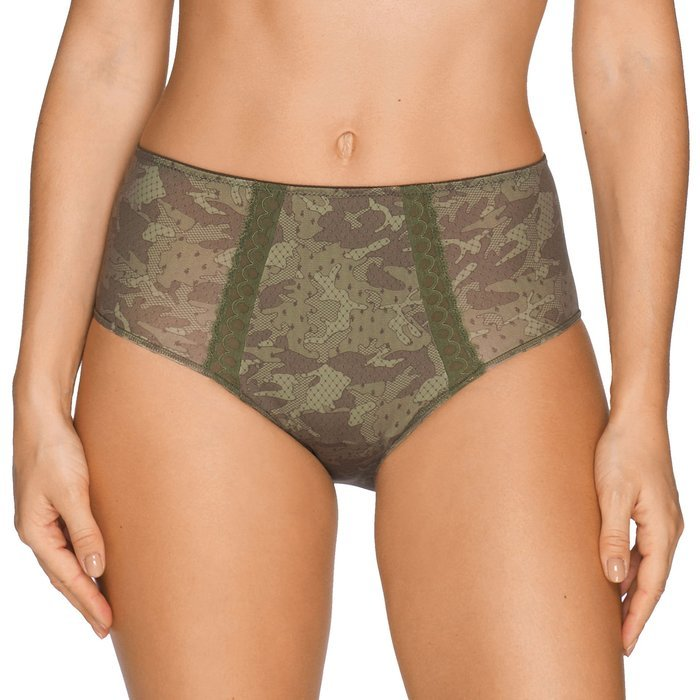 PrimaDonna Twist Rainforest Tailleslip (Paradise Green) detail 1.1
