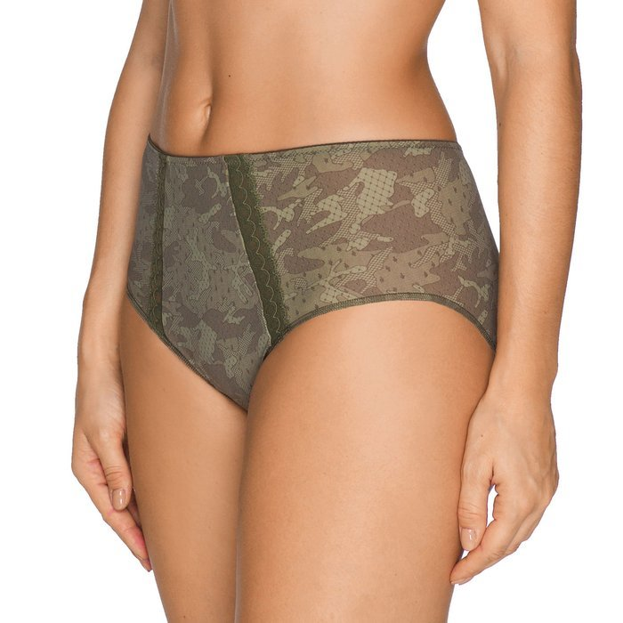 PrimaDonna Twist Rainforest Tailleslip (Paradise Green) detail 2.1