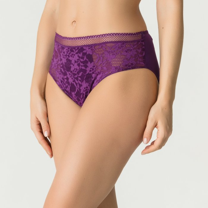 PrimaDonna Twist Tough girl Tailleslip (Purple Sparkle) detail 2.1